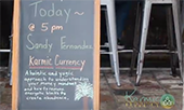 Karmic Currency Book Signing